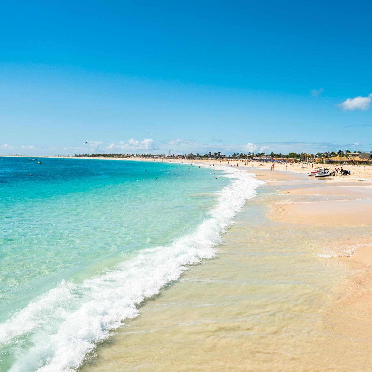 Flüge nach Kap Verde / Sal hin und zurück von Brüssel (November - Februar) ab 130€
