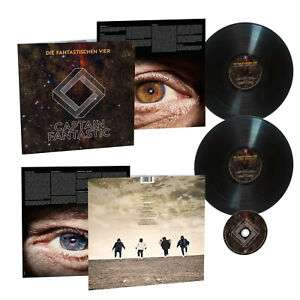 Die Fantastischen Vier - Captain Fantastic (Doppel-Vinyl + Bonus CD) für 21,60€ (eBay)