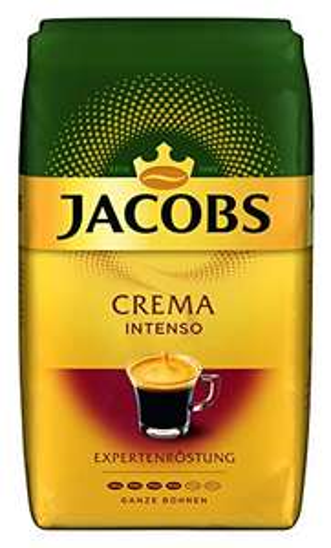 Jacobs Crema Intense Kaffeebohnen 1kg für 3€ [Amazon Prime Student]
