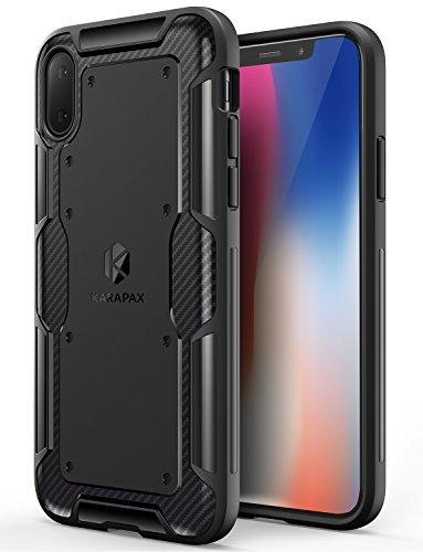 Hüllen für iPhone X: Anker Karapax für 3,99€ bzw. 4,99€ (Prime oder Abholstation)