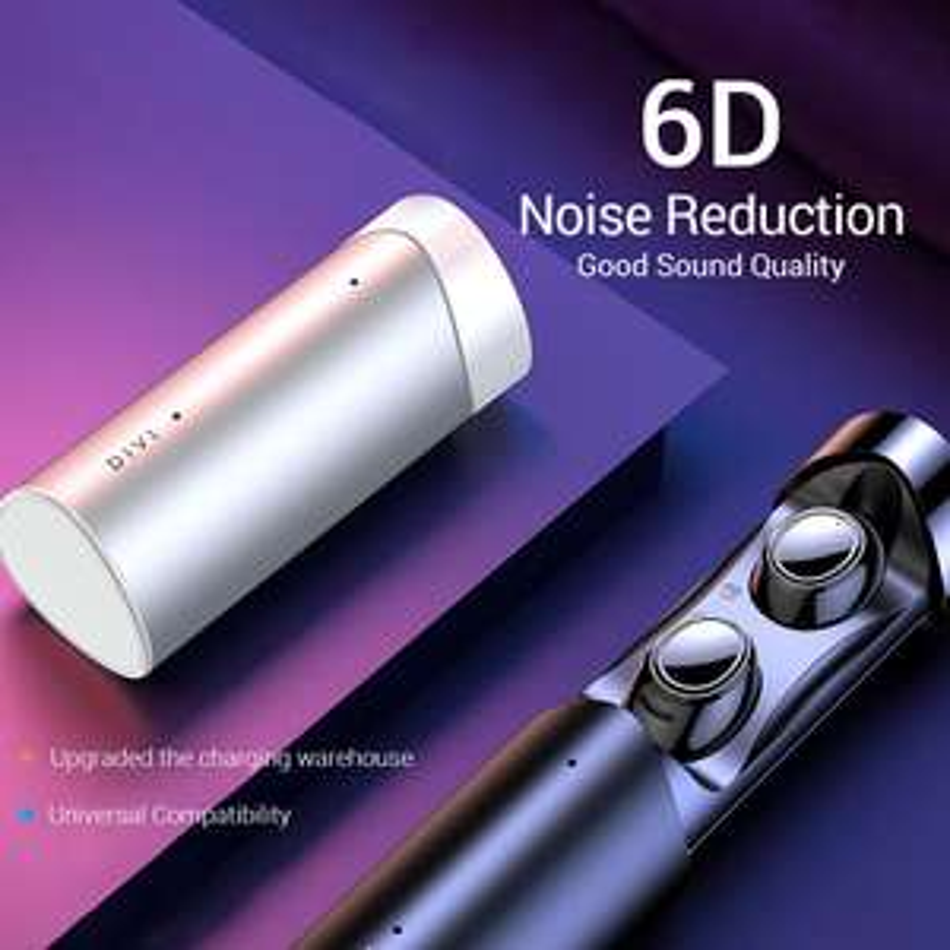 DIVI Sport Bluetooth Wireless Kopfhörer