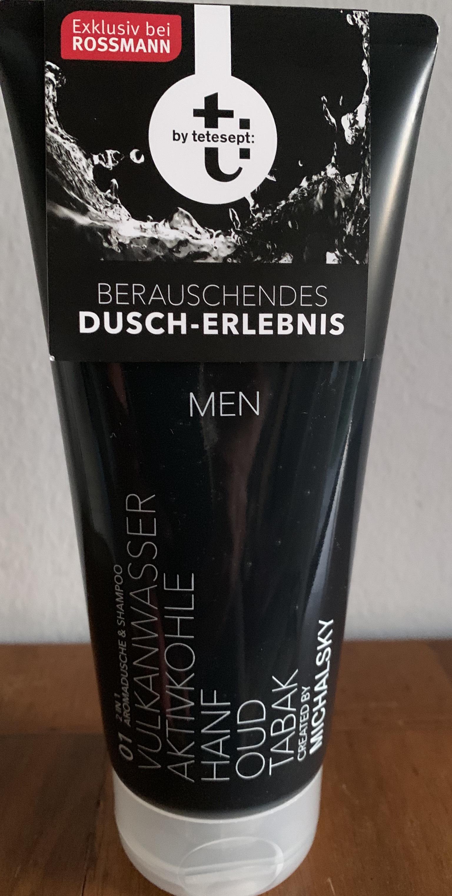Aromadusche & Shampoo 01 created by Michalsky bei Rossmann