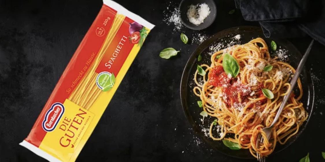 [HIT] Bernbacher - Die Guten Spaghetti mit Marktguru