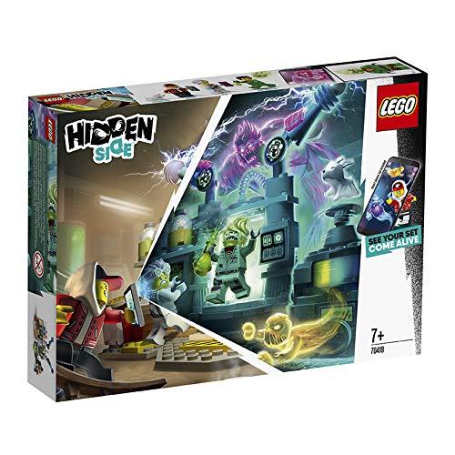 [amazon.de] LEGO Hidden Side J.B.'s Geisterlabor (70418) mit Prime versandkostenfrei