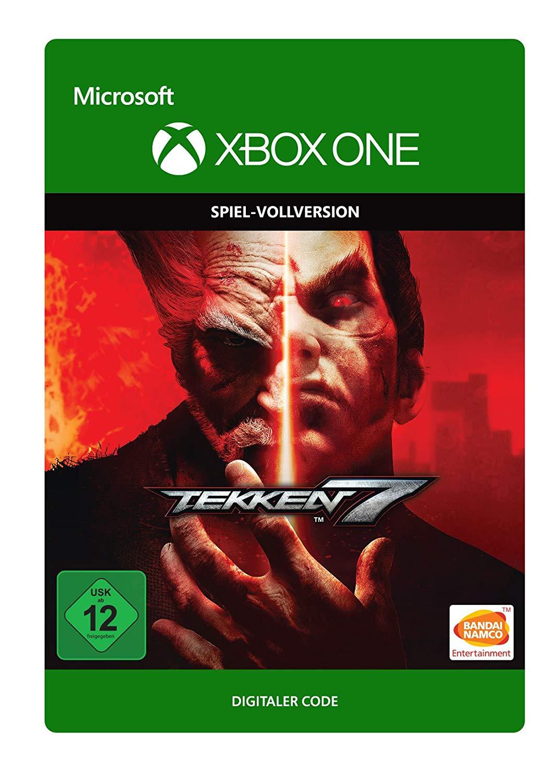Tekken 7 (Xbox One Digital Code) für 14,99€ (Xbox Store)
