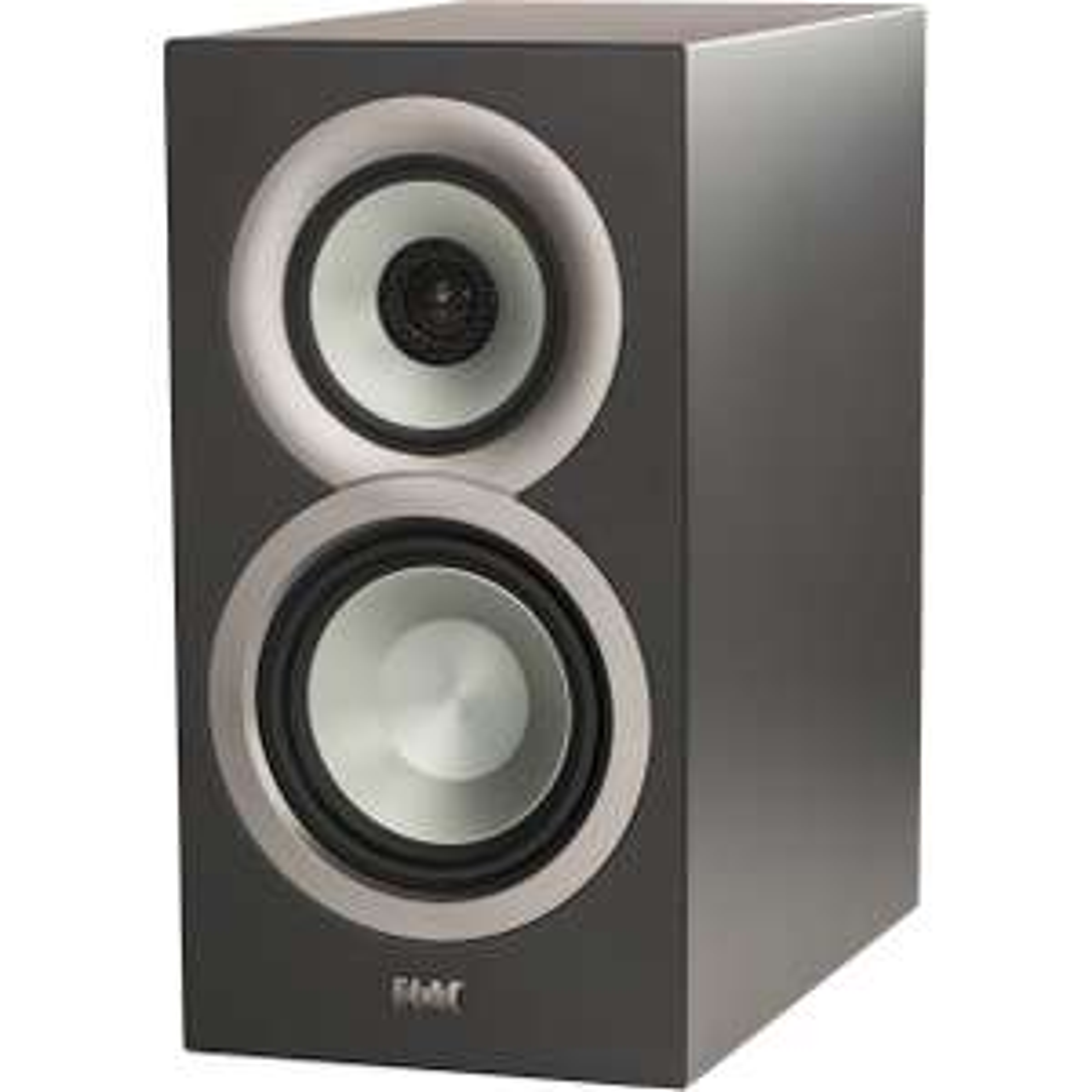 Elac Uni-Fi BS U5 Lautsprecher (Stückpreis, 3-Wege, 2,5cm Hochtöner, 10cm Mitteltöner, 13cm Tieftöner, 46Hz - 25kHz, 85dB, 4Ω)