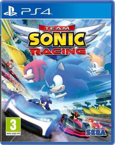 Team Sonic Racing (PS4) für 18,70€ (Amazon IT)