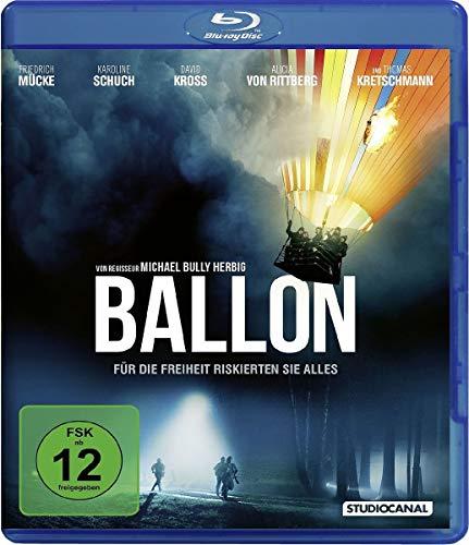 Ballon (Blu-ray) für 6,99€ (Amazon Prime & Saturn & Media Markt)