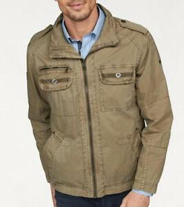 redpoint Herren-Jacke Übergangsjacke lässige Freizeit-Jacke auch große Größen!