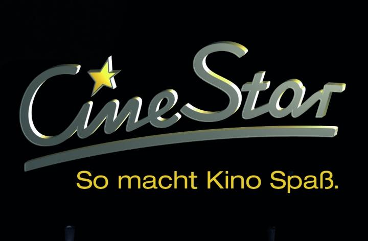 Cinestar 2 TICKETS FÜR 10 € (2D) FÜR 16 € (3D)NUR AN DER KINOKASSE! Komme an allen Tagen in Begleitung eines Kindes (bis 12 Jahre)