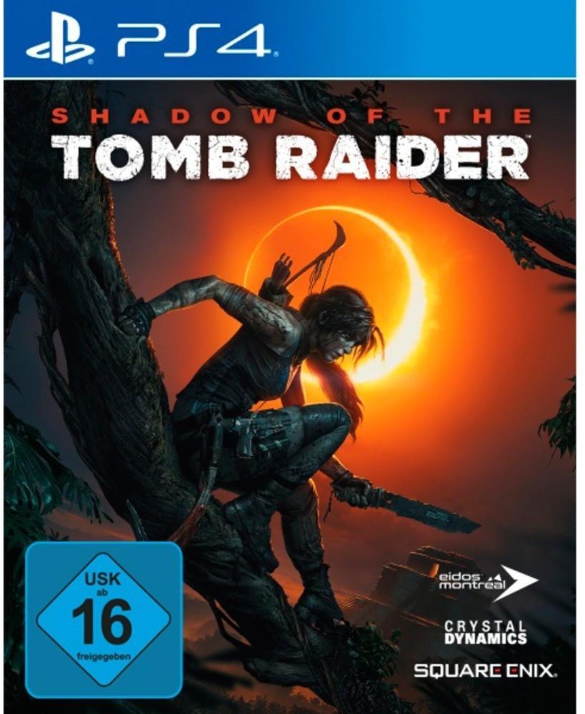 GDD Gaming: z.B. Shadow of the Tomb Raider [PS4] - 15€ | Yo-Kai Watch [3DS] - 9€ | Joy-Cons grau + Hülle neonrot/neonblau - 65€ | amiibo