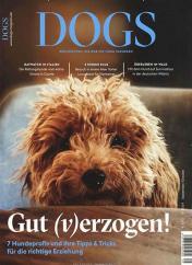 Dogs Magazin Abo (6 Ausgaben Print) für 35,40 € mit einem 30 € Amazon- bzw. BestChoice- Gutschein