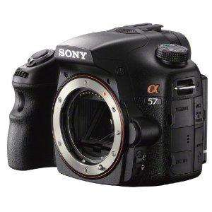 Sony Alpha 57 Body (SLT-A57) für 546,46 € @Amazon.fr