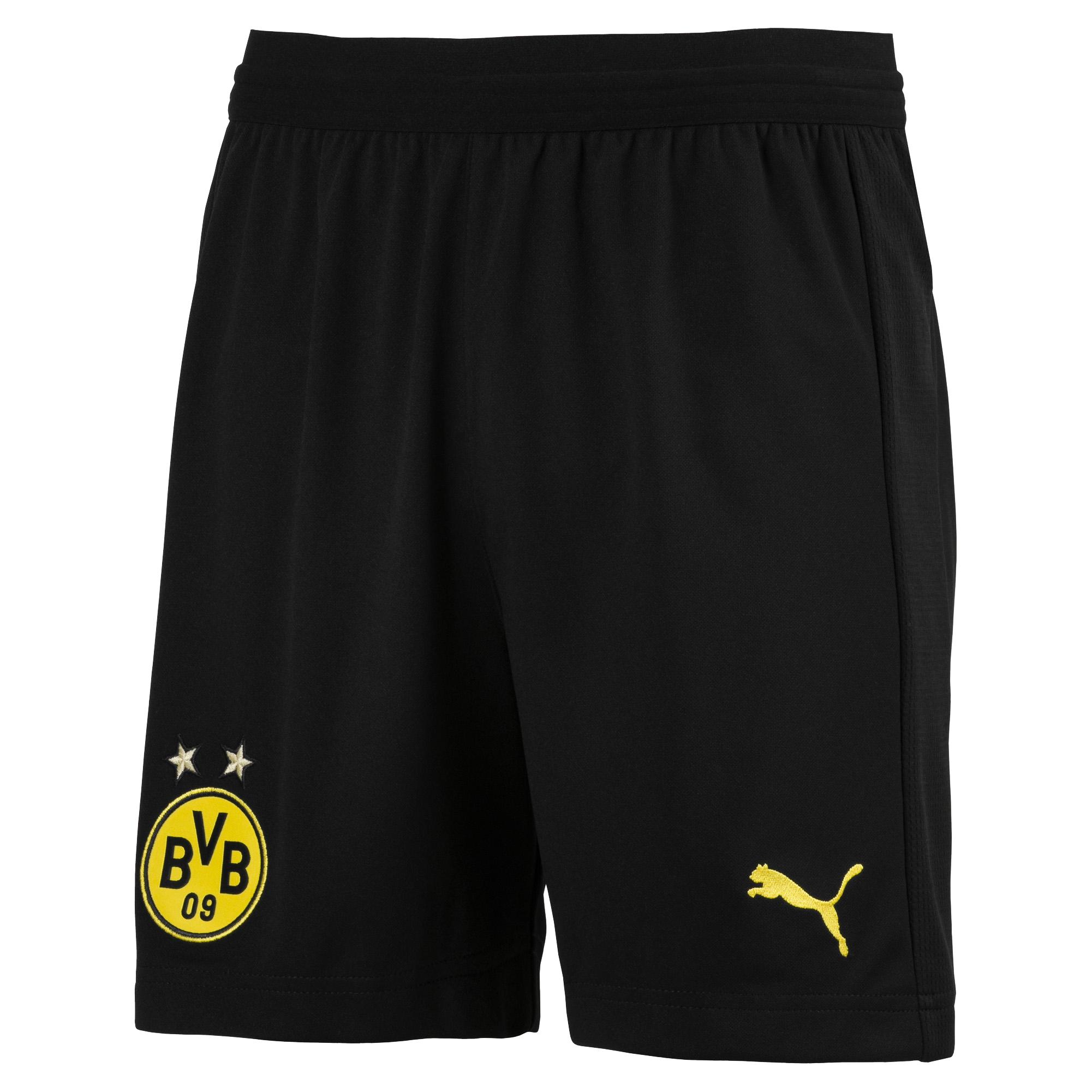 Puma BVB Borussia Dortmund -Kinder Heim Short 18/19 für nur 2€ @ Sport1a