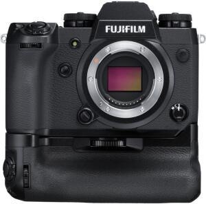 300€ Sofortrabatt auf Fujifilm X-H1 Systemkamera inkl. Batteriegriff & zwei Extraakkus
