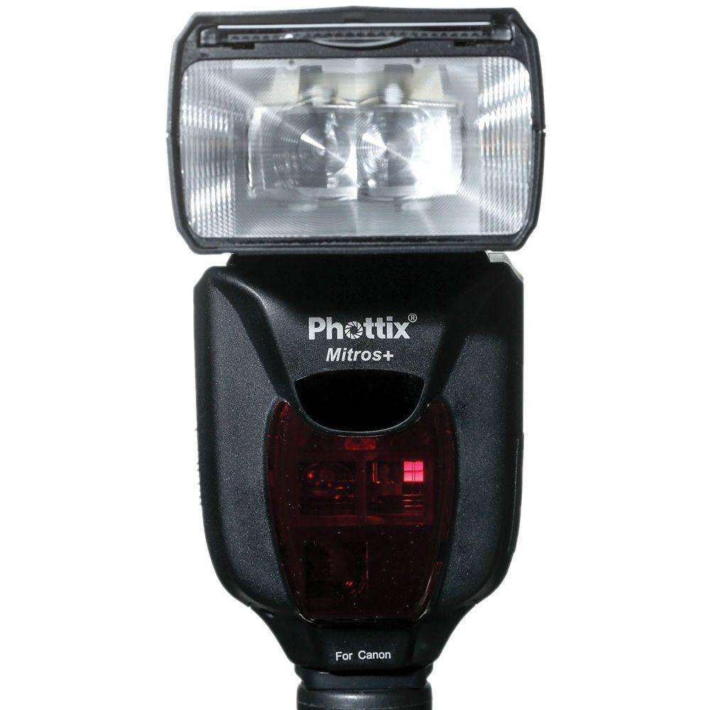 Phottix Mitros+ TTL Kamera-Blitz für Sony/Canon