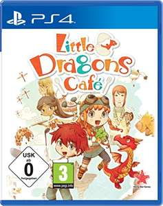 Little Dragons Café (PS4) für 11,99€ (Amazon Prime & GameStop)