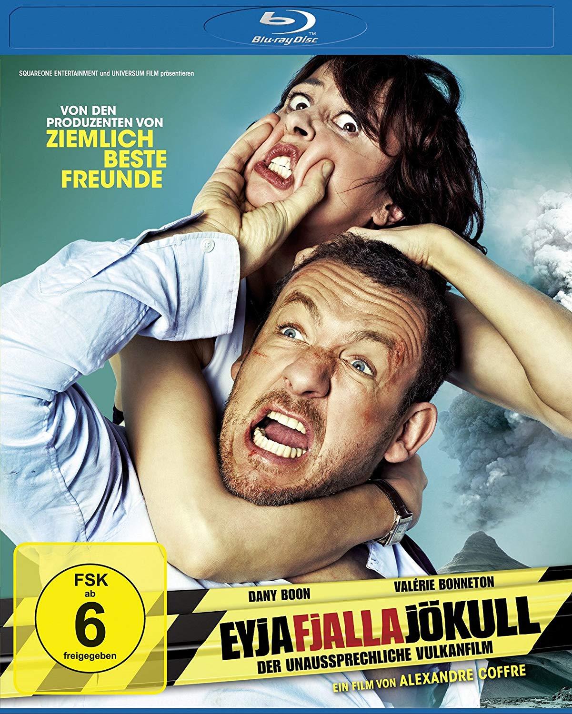 [Amazon Prime | Dodax | mecodu] Eyjafjallajökull: Der unaussprechliche Vulkanfilm (Blu-ray) für 3,65€ inkl. Versand