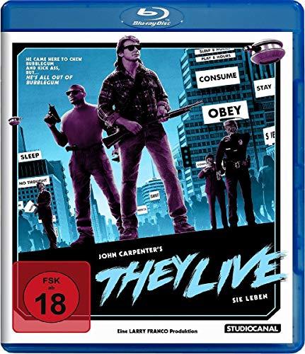 Sie leben (Blu-ray) für 7,99€ (Amazon & Saturn & Media Markt)