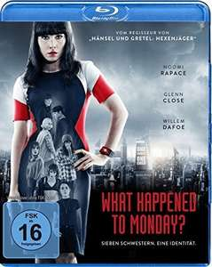 [Blu-ray] What happened to monday? - EuroShop Nürnberg [Lokal?]