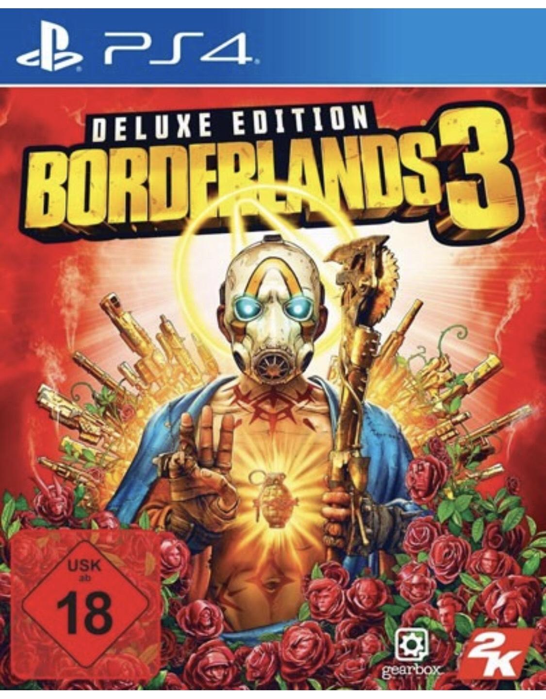 [rakuten.de/Masterpass] Borderlands 3 Deluxe Edition (PS4)-Vorbestellung