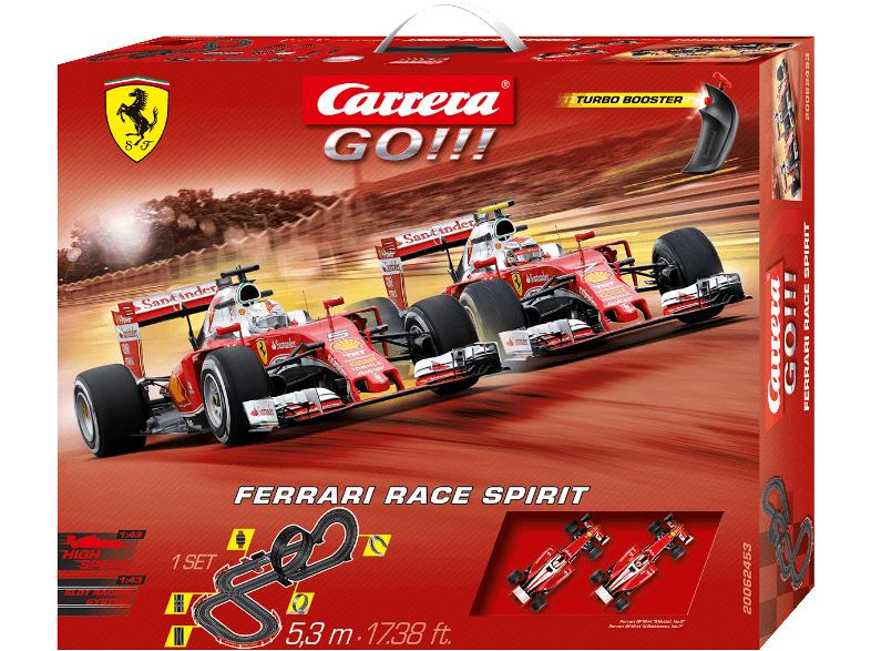 Carrera GO!!! Ferrari Race Spirit [MediaMarkt]