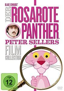 Der Rosarote Panther - Peter Sellers Film Collection (5 DVD's) für 14€ (Media Markt)