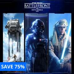 PSN US & CA - STAR WARS™ Battlefront™: Hoth Bundle für 6,73 €