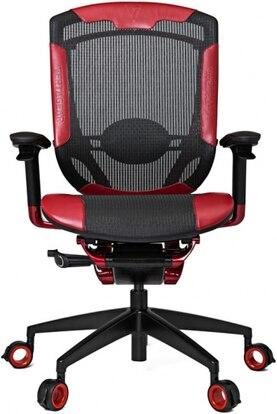 Vertagear Triigger 350 Special Edition Rot - Ergonomischer Schreibtischstuhl für Gaming und Büro