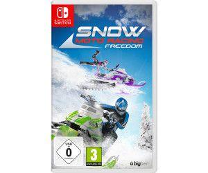 Snow Moto Racing Freedom (Switch) [Saturn]