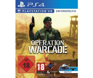 Operation Warcade (PS4) [Saturn]