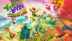 [PS+] Yooka-Laylee and the Impossible Lair