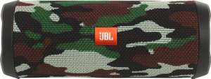 JBL FLIP 4 Bluetooth-Lautsprecher Special Edition Squad Camouflage