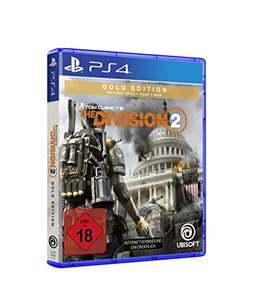 Division 2 Gold Edition PS4