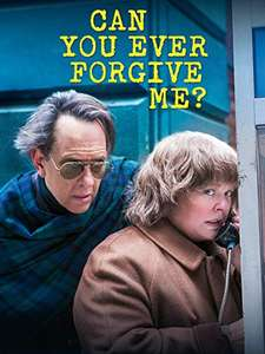 """Can you ever forgive me"" leihen bei iTunes (4K) und amazon (HD)"