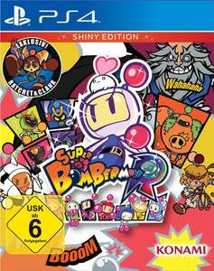 Super Bomberman R Shiny Edition (PS4) für 9,99€ (Conrad Filiale)