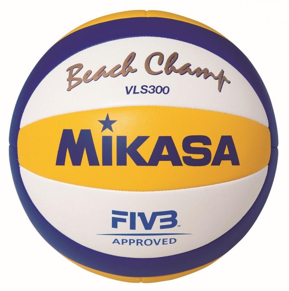 [Rakuten + Mastercard] Mikasa Beach Champ VLS 300 (offizieller Beachvolleyball)