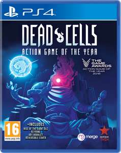 Dead Cells - Action Game of the Year (PS4) für 21,48€ (Base.com)