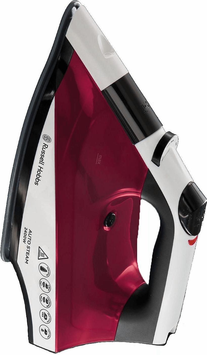 Haushaltsgeräte von Russel Hobbs: Bügeleisen AutoSteam 22520-56 für 20,24€ | Mixer Performance Pro 22260-56 für 84,24€