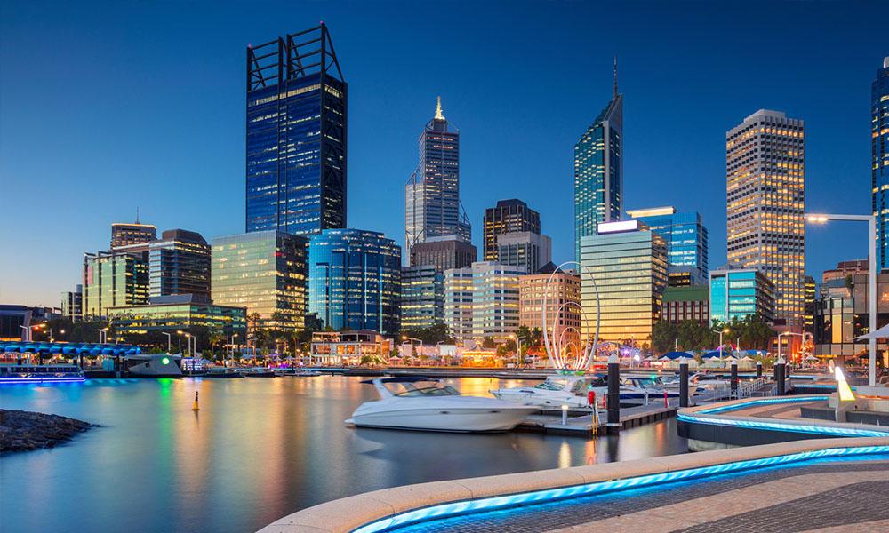 Hin- und Rückflüge von Frankfurt nach Perth ab 600€ inkl. 20kg Gepäck