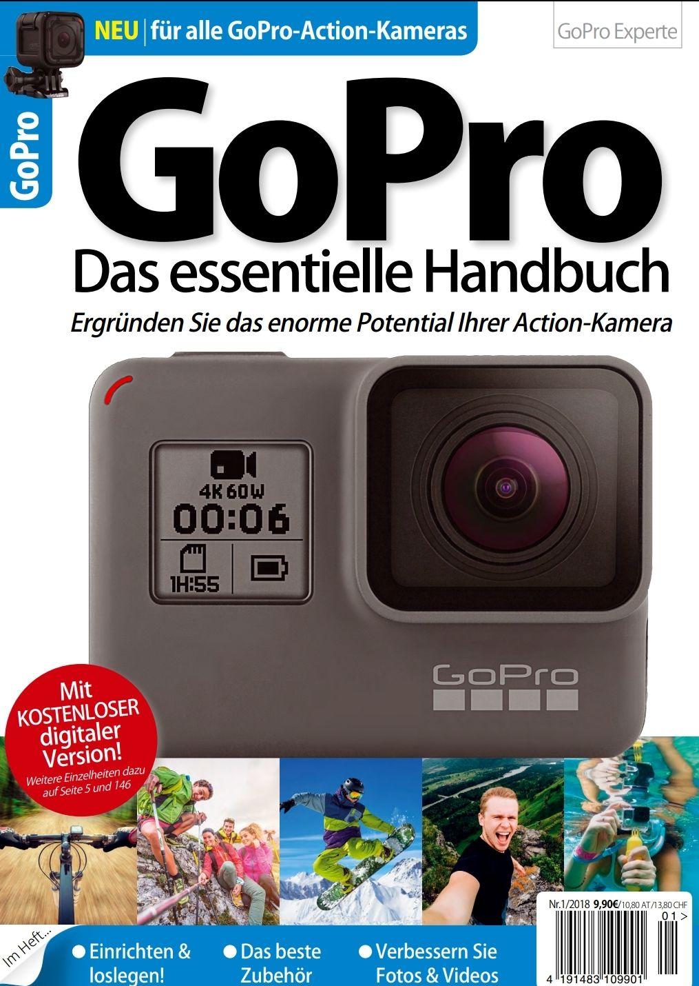GoPro - Das essentielle Handbuch ebook epaper go-pro go pro