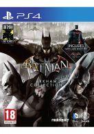 Batman: Arkham Collection - Steelbook Edition(PS4) [Simplygames.com]
