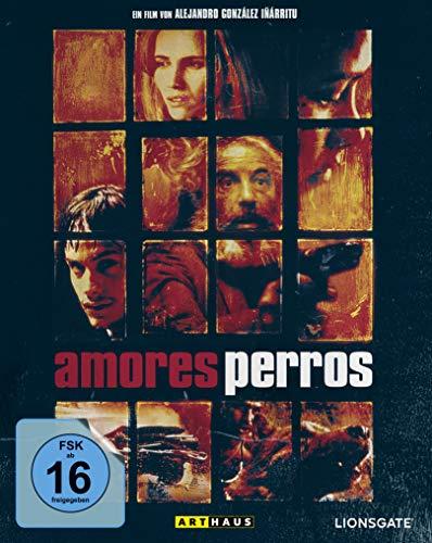 Amores perros special edition blu ray [Amazon prime und Saturn], IMDB: 8,1