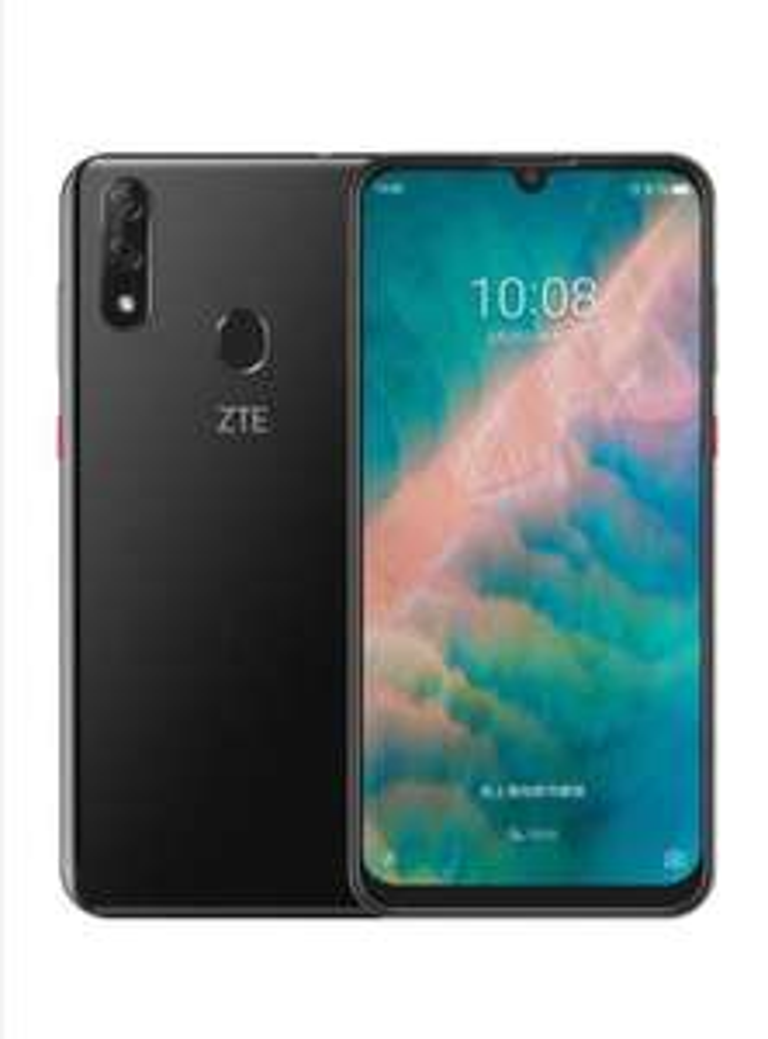 ZTE Blade V10 schwarz Smartphone für 169,99€ @@ Ebay Media Markt
