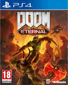 DOOM Eternal (PS4 & Xbox One) für je 47,69€ (Base.com)
