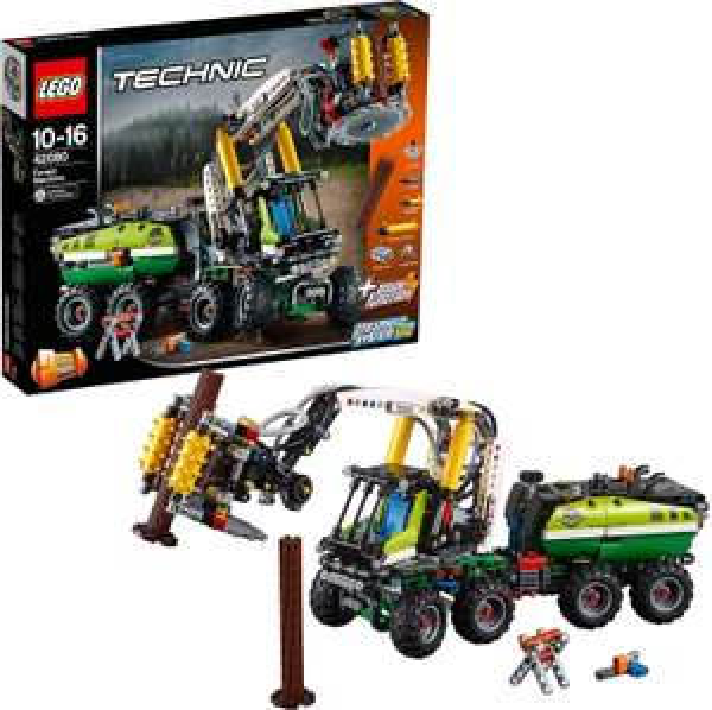 Lego Technic 42080 Harvester Forstmaschine (Vorbestellung)