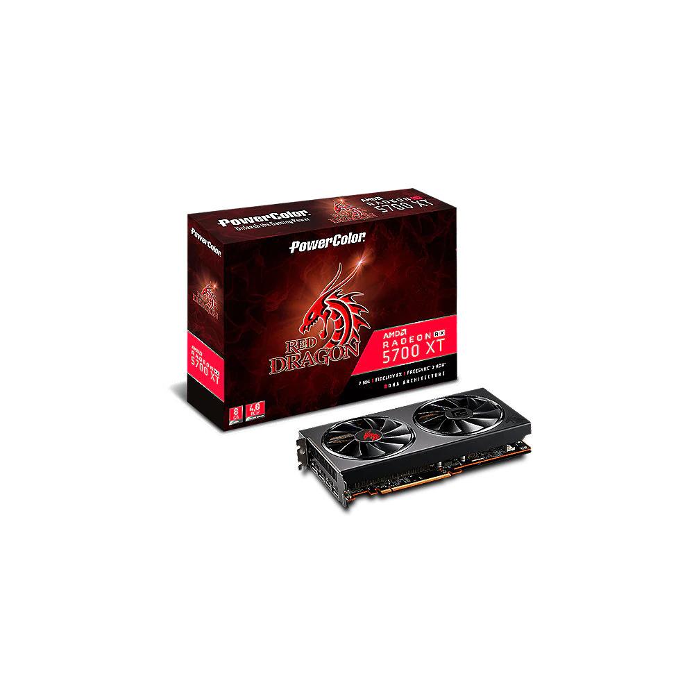 Cyberport Rabattcodes für ausgew. Artikel (PC Komponenten), z.B. Powercolor RX 5700 XT Red Dragon = 386€ | XFX RX 5700 XT RAW II = 397€