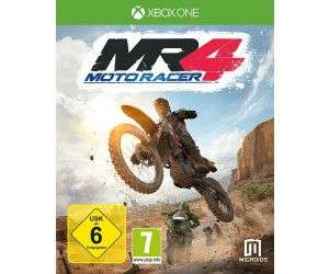 Moto Racer 4(Xbox One) [Saturn]
