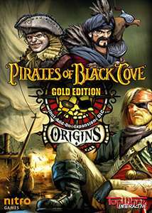 Pirates of the Black Cove: Gold Edition (Steam) kostenlos (DLH)