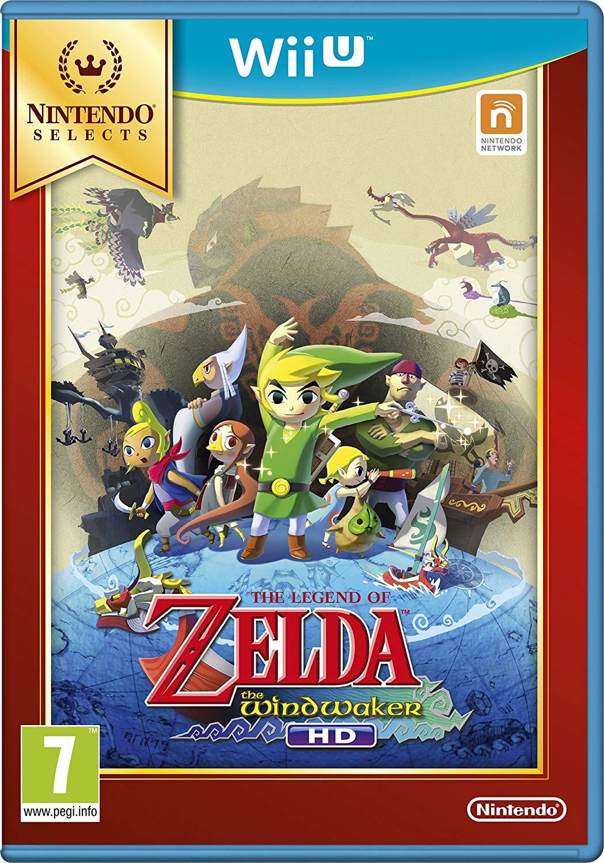 The Legend of Zelda: The Wind Waker HD (Wii U) für 13,80€ (Amazon IT)